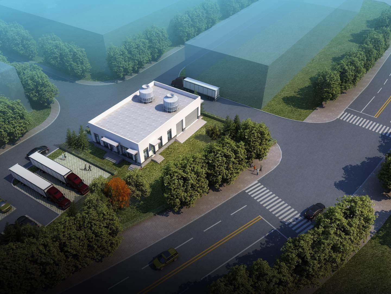 株洲轨道交通创新创业园综合能源项目